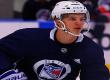 Виталий Кравцов набрал первое очко в НХЛ