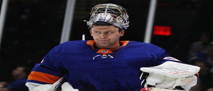 Семён Варламов признан второй звездой игрового дня НХЛ