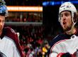 Варламов и Панарин стали лучшими игроками дня в НХЛ