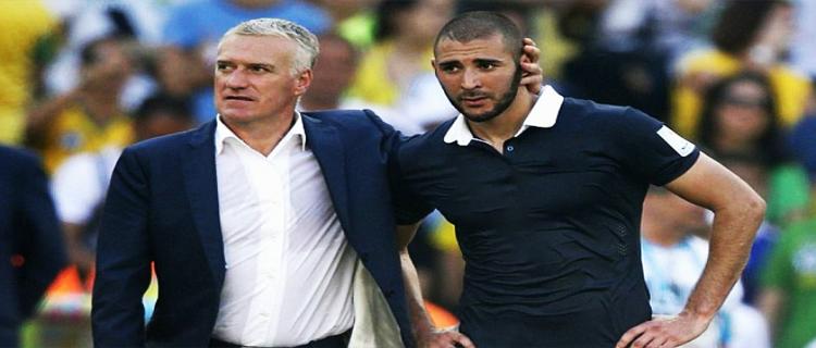 Карим Бензема может вернуться в ряды сборной Франции