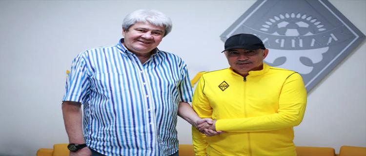 Курбан Бердыев продолжит работу в «Кайрате»
