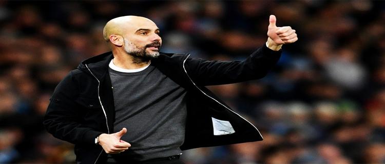 Хосеп Гвардиола признан лучшим тренером сезона в АПЛ