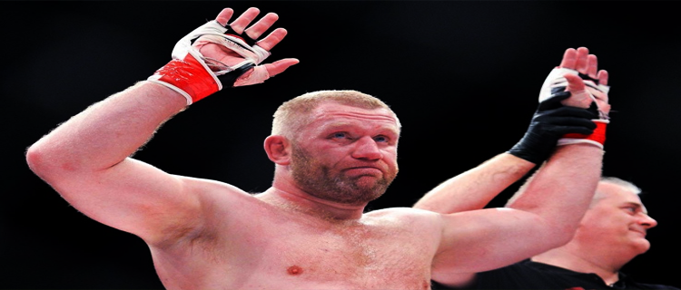 Сергей Харитонов проведёт бой по правилам кикбоксинга