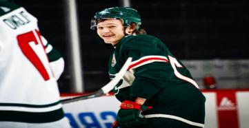 Кирилл Капризов – первая российская звезда недели в НХЛ