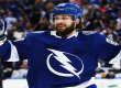 Никита Кучеров набрал 100 очков в плей-офф НХЛ