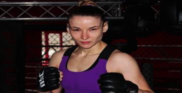 Марина Мороз сразится с Манон Фиоро на UFC Fight Night 189