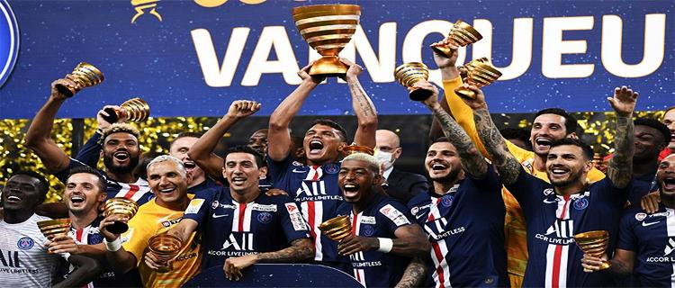 «ПСЖ» стал обладателем Кубка Франции