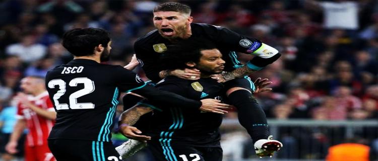 Рамос, Марсело и Иско покинут «Реал» уже ближайшим летом