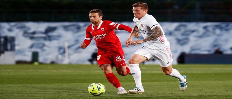 «Реал» вырвал ничью в противостоянии с «Севильей»
