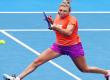 Вера Звонарёва завершила своё участие на турнире в Риме