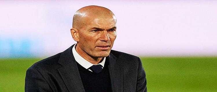 Зинедин Зидан решил покинуть пост наставника «Реала»