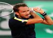 Даниил Медведев пробился в четвертьфинал «Ролан Гаррос»
