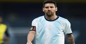 Аргентина и Чили разошлись ничьей на Кубке Америки