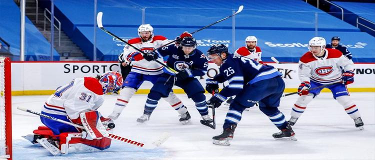 «Монреаль» увеличил отрыв в серии плей-офф с «Виннипегом»