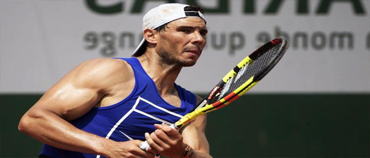 Рафаэль Надаль пробился в четвертьфинал «Ролан Гаррос»