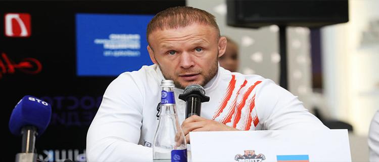 Александр Шлеменко открыл собственный промоушн