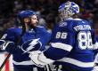 «Тампа» снова обыграла «Каролину» в матче плей-офф НХЛ