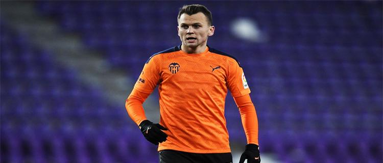 Денис Черышев вернулся в расположение «Валенсии»