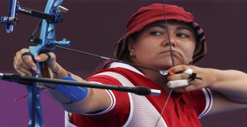 Елена Осипова завоевала серебряную медаль Олимпийских игр