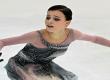 Анна Щербакова возобновила тренировочный процесс
