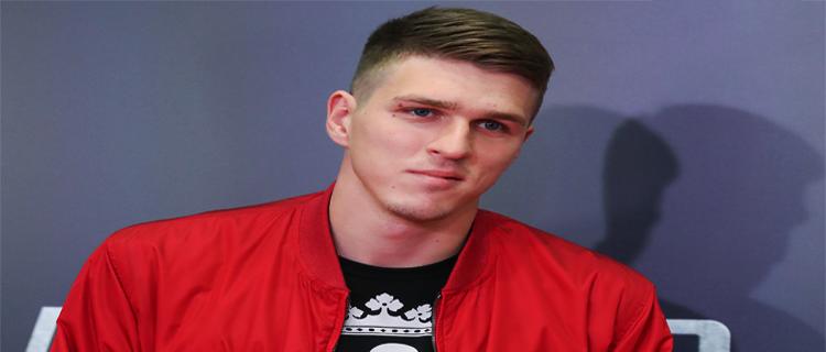 """Александр Соболев: """"Я буду готов к новому сезону на 100%"""""""