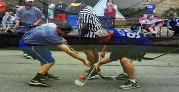 Особенности ставок на стрит-хоккей