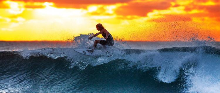 Особенности ставок на сёрфинг