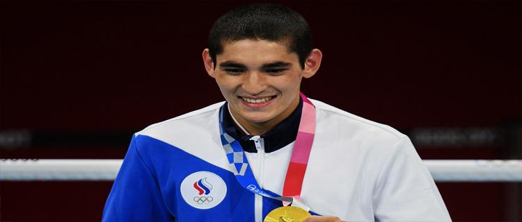 Альберт Батыргазиев завоевал золотую медаль на ОИ-2020