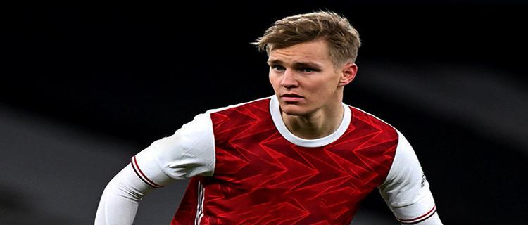 Мартин Эдегор официально перешёл в лондонский «Арсенал»
