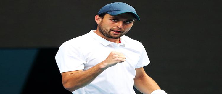 Аслан Карацев проиграл на старте турнира в Цинциннати