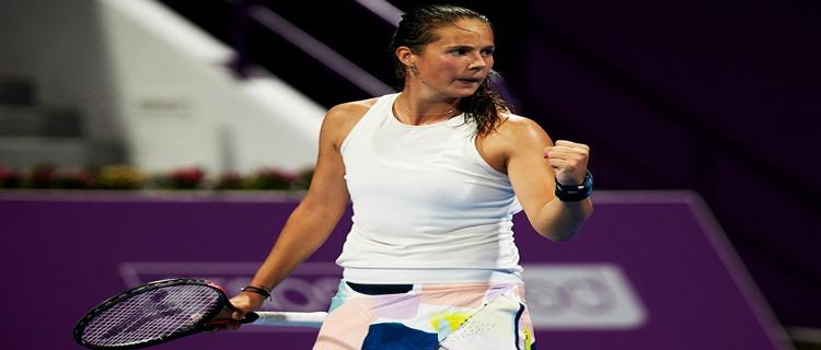 Дарья Касаткина успешно стартовала на турнире в Монреале
