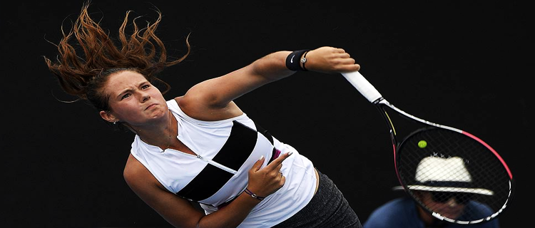 Дарья Касаткина завершила участие на турнире в Монреале