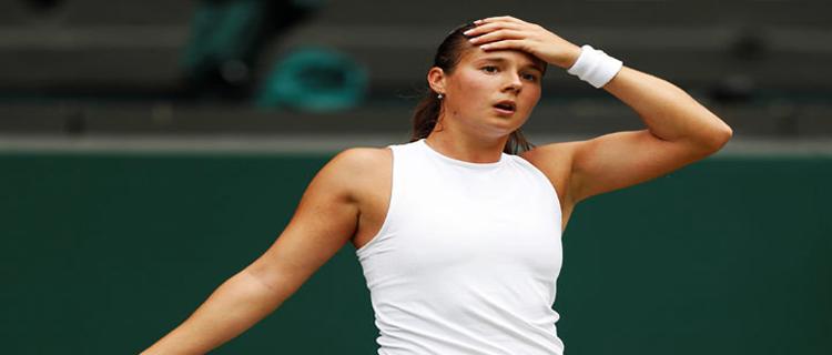 Дарья Касаткина потерпела поражение в финале турнира WTA