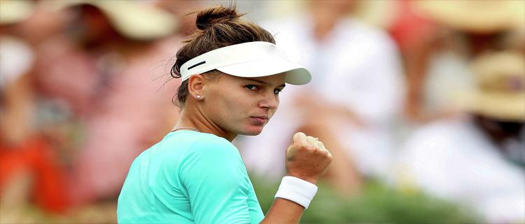 Вероника Кудерметова успешно начала турнир в Цинциннати
