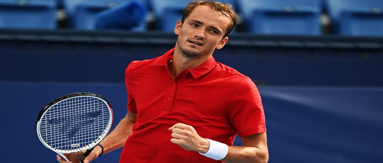 Даниил Медведев вышел в 1/4 финала «Мастерса» в Торонто