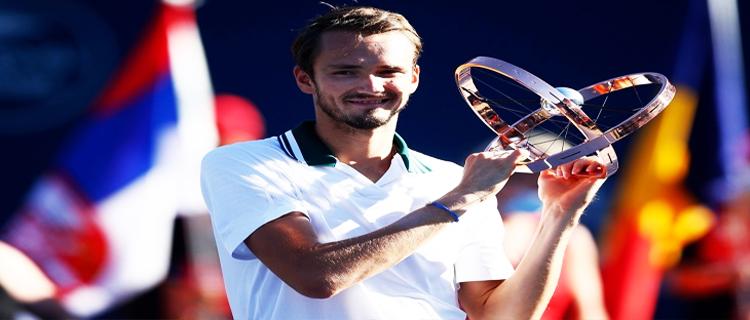 Даниил Медведев стал победителем «Мастерса» в Торонто