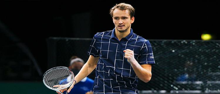 Даниил Медведев вышел в третий круг «Мастерса» в Торонто