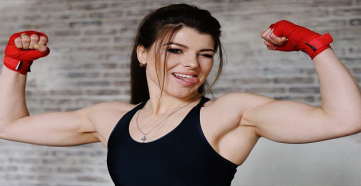 Марина Мохнаткина обозначила причины ухода из Bellator