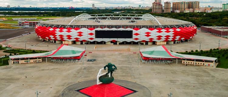 Сборная России сыграет с Мальтой на «Открытие Арене»