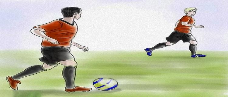 Математические ставки: конец длинного паса в футболе