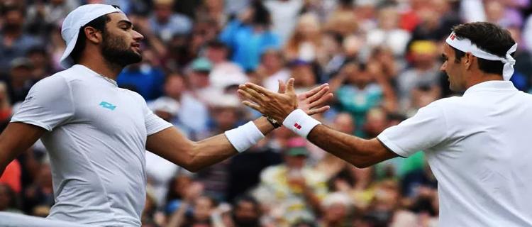 """Маттео Берреттини: """"Мы наблюдаем закат карьеры Федерера!"""""""