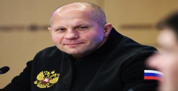 Фёдор Емельяненко рассказал об отказе от перехода в UFC