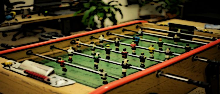 Треугольная геополитика футбольного поля. Часть 1