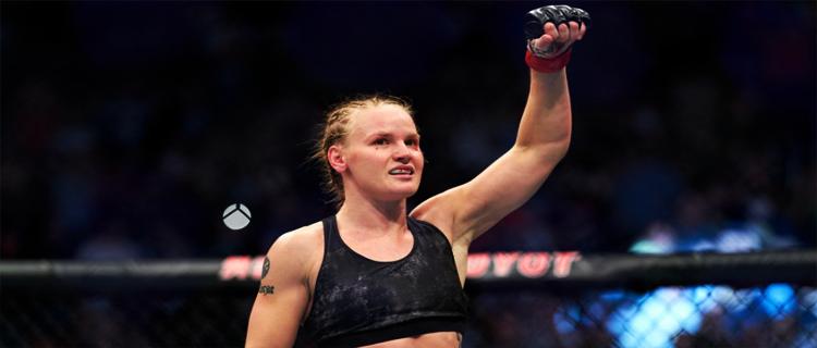 Валентина Шевченко защитила чемпионский пояс на UFC 266